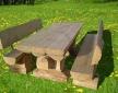 Guļbaļķu galds
