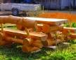 Baļķu galds